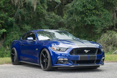 2016 Ford Mustang Roush for sale