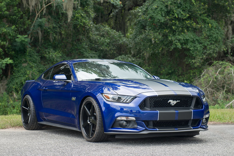 Ford F 150 Shelby >> 2016 Ford Mustang Roush for sale