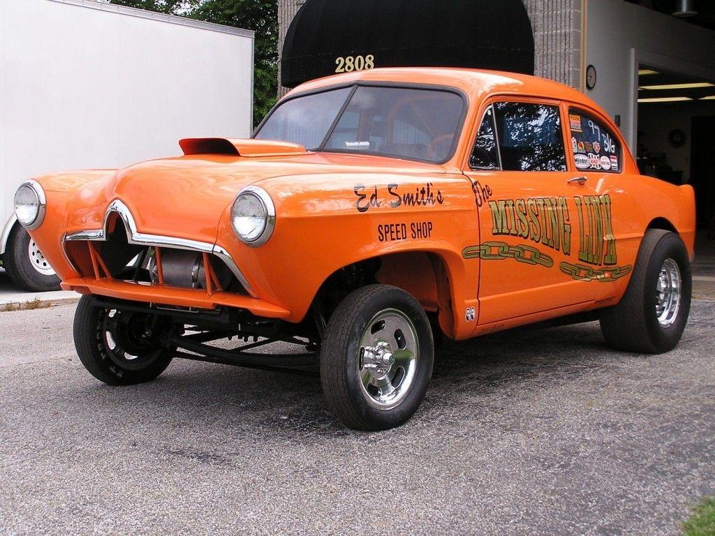 Cars That Start With J >> 1951 Kaiser Henry J for sale