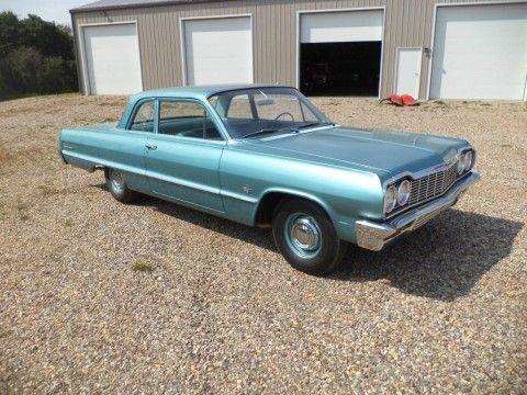 1964 Chevrolet Biscayne for sale