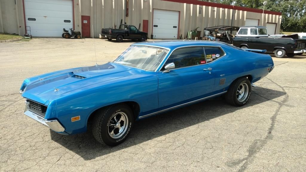 2016 Dodge Barracuda >> 1970 Ford Torino GT for sale