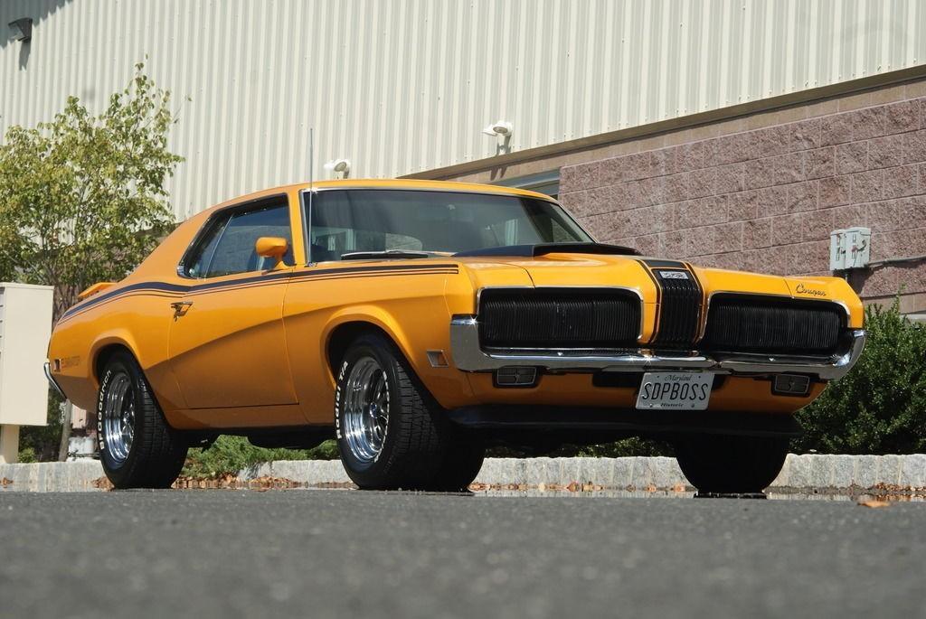 1970 Mercury Cougar for sale