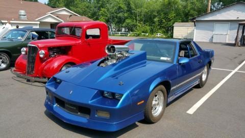 1986 Chevrolet Camaro Z28 for sale