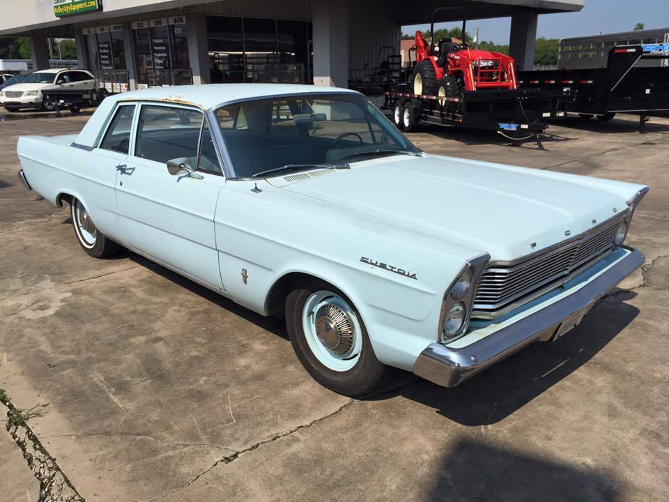 Project Muscle Cars For Sale >> 1965 Ford Custom for sale