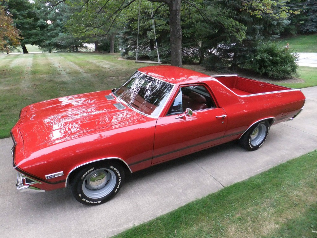 1968 Chevrolet El Camino SS for sale