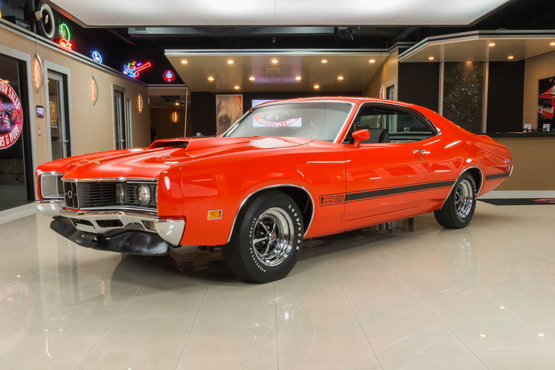 1970 Mercury Cyclone For Sale