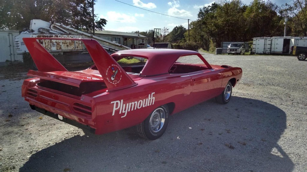 1970 Superbird Project For Sale >> 1970 Plymouth Superbird for sale