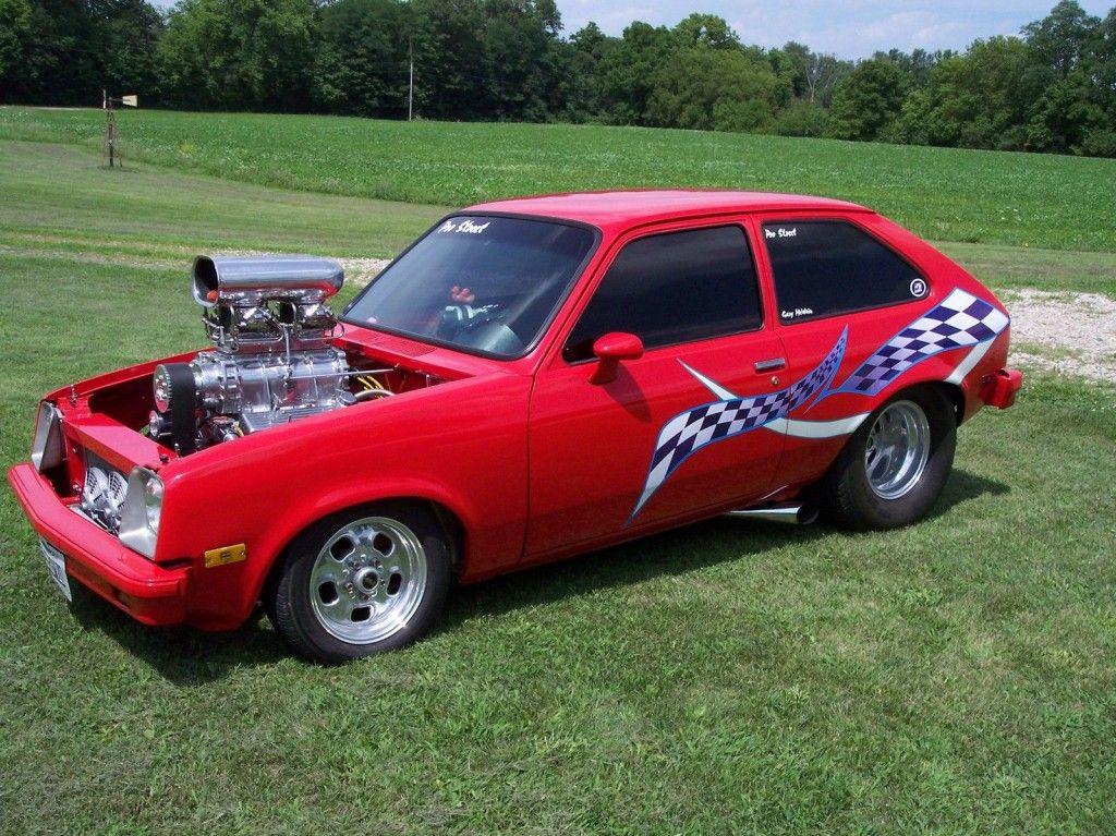 1976 Chevrolet Chevette For Sale
