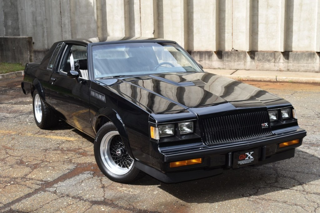 1987 buick gnx for sale. Black Bedroom Furniture Sets. Home Design Ideas