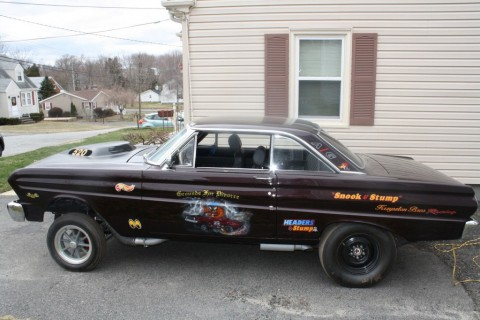 1965 Ford Falcon Futura for sale