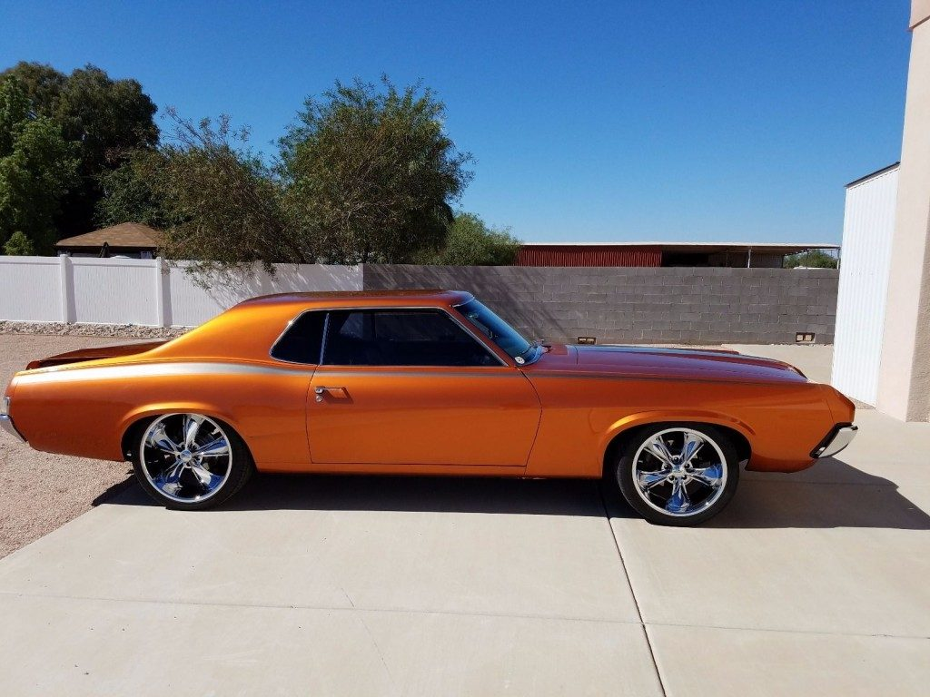 1970 mercury cougar xr7 for sale