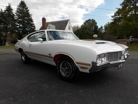 1970 Oldsmobile 442 for sale