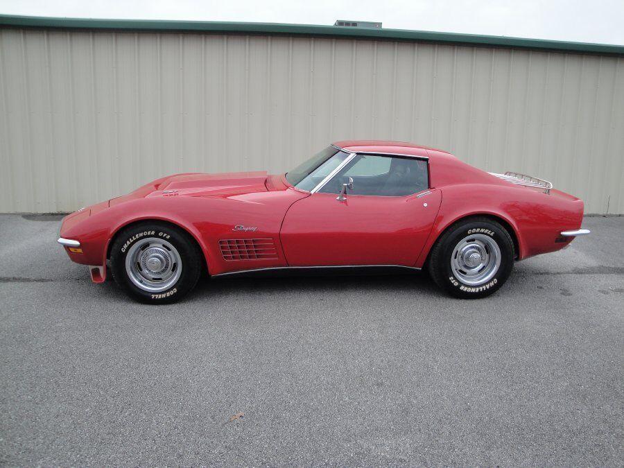 1971 Chevrolet Corvette Stingray For Sale