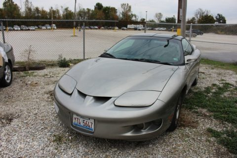2002 Pontiac Firebird for sale
