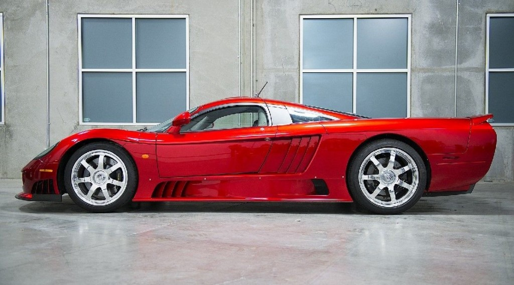 Saleen S7 For Sale >> 2005 Saleen S7 for sale