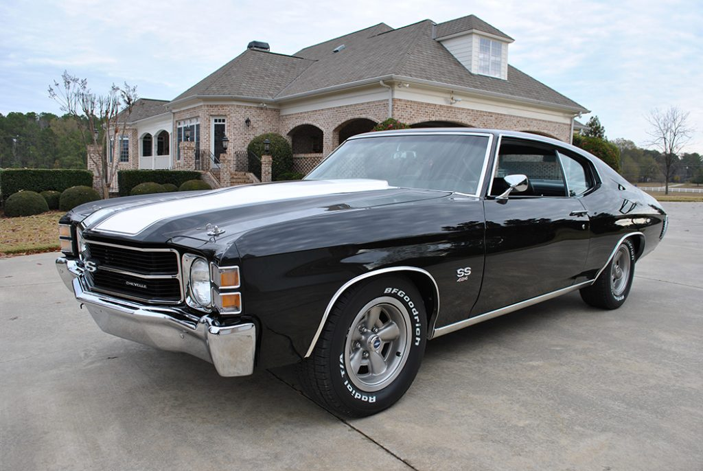 1971 Chevrolet Chevelle SS for sale