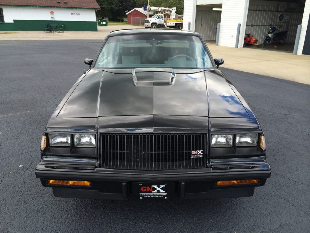 2016 Buick Grand National >> 1987 Buick GNX for sale
