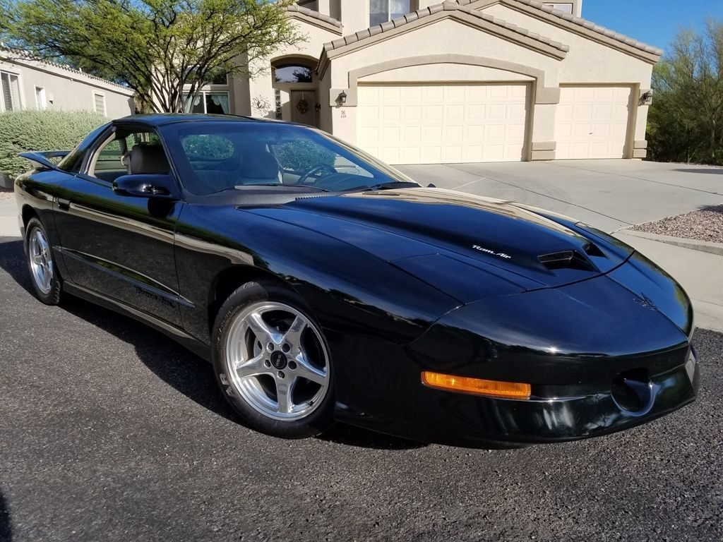 1997 Pontiac Firebird Trans Am For Sale