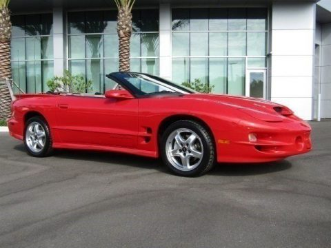 2001 Pontiac Firebird Trans Am for sale