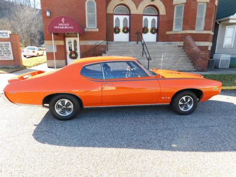 1969 Pontiac GTO for sale