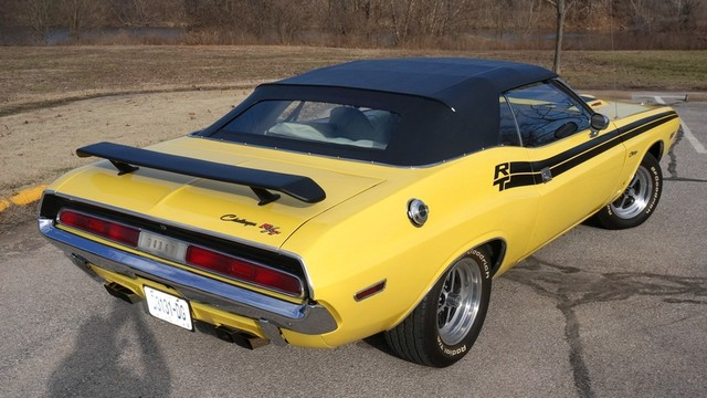 1970 Dodge Challenger R/T Convertible