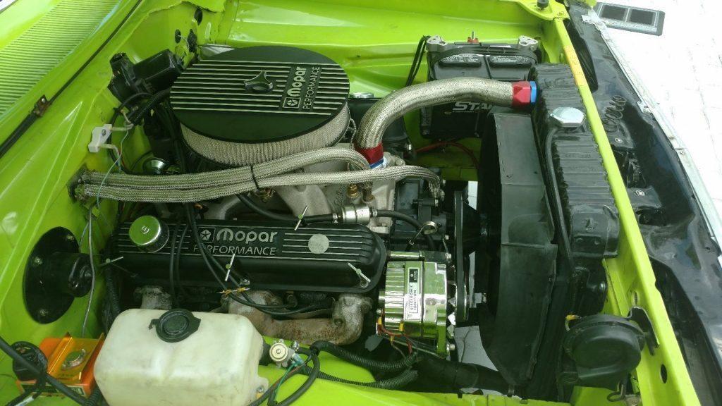 1971 Plymouth Valiant Super Bee