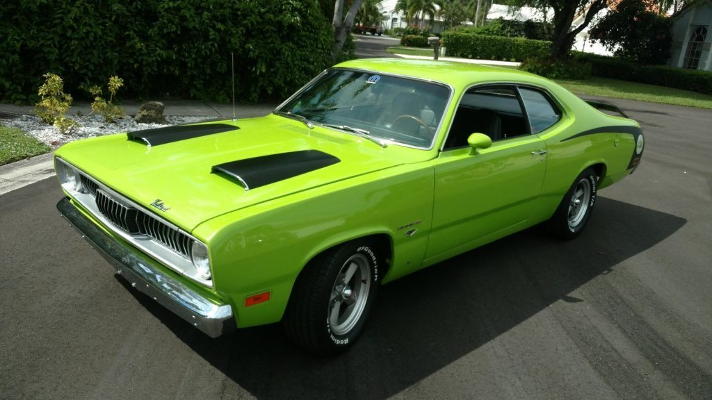 ... Valiant 1971 Super Bee is a typical representative of this group