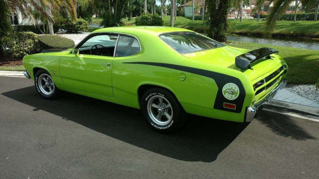 1971 Plymouth Valiant Super Bee