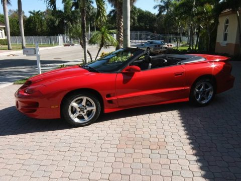 2000 Pontiac Firebird Trans Am for sale