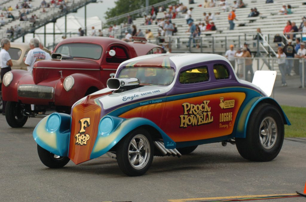 Old Gasser Race Cars For Sale