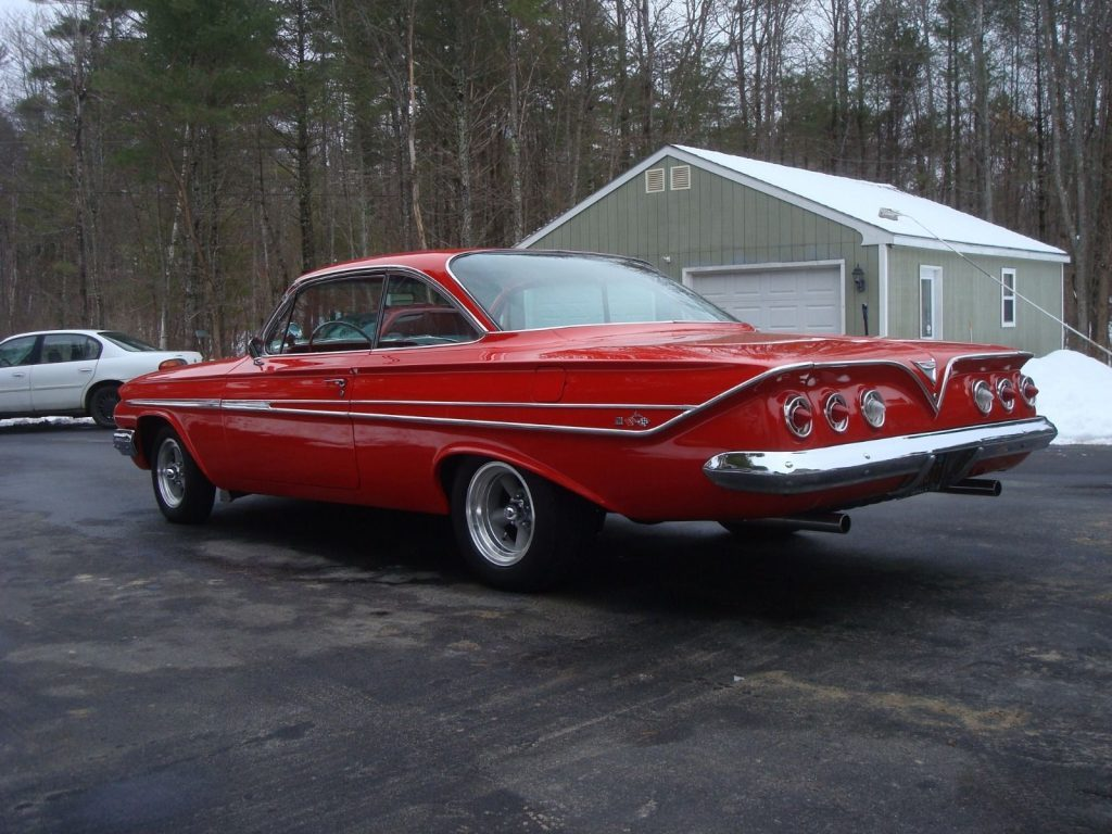 1961 Corvette For Sale >> 1961 Chevrolet Impala for sale