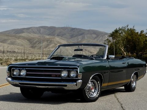 1969 Ford Torino GT Convertible for sale