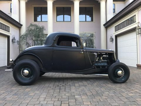 1934 Ford Three Window Coupe for sale