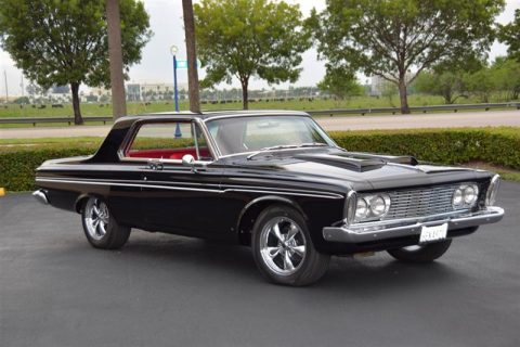 1963 Plymouth Fury for sale