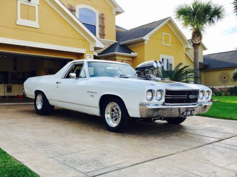 1971 Chevrolet El Camino SS for sale