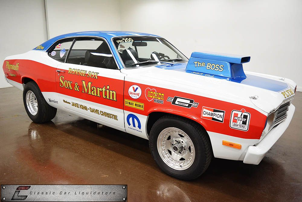 1975 plymouth duster for sale. Black Bedroom Furniture Sets. Home Design Ideas