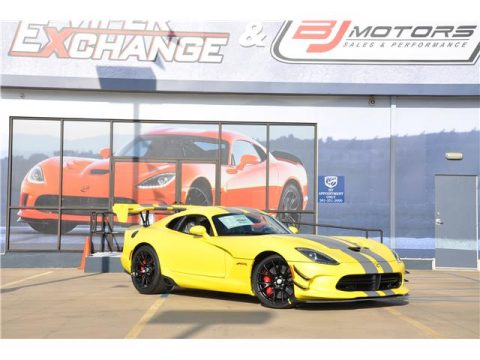 2016 Dodge Viper GTC for sale