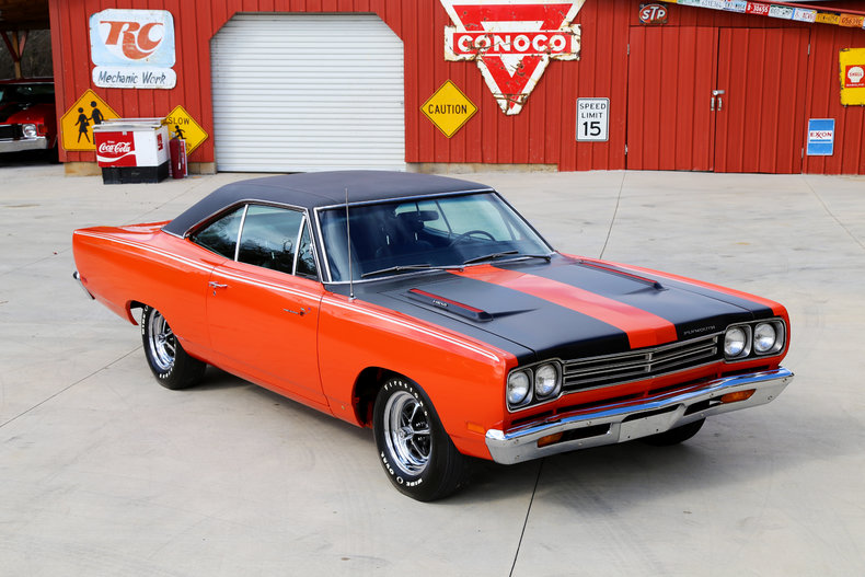 1969 Plymouth Road Runner For Sale