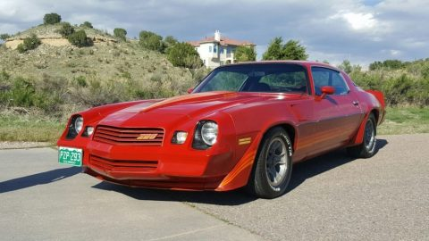 1980 Chevrolet Camaro for sale
