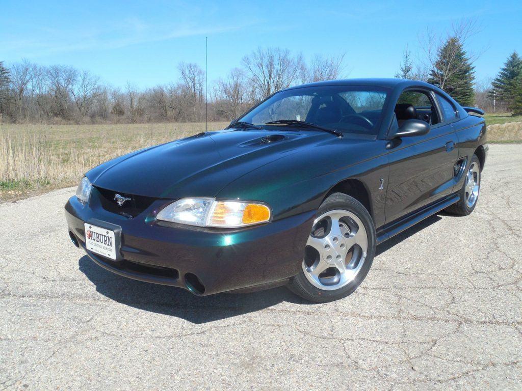 1996 Ford Mustang SVT Cobra