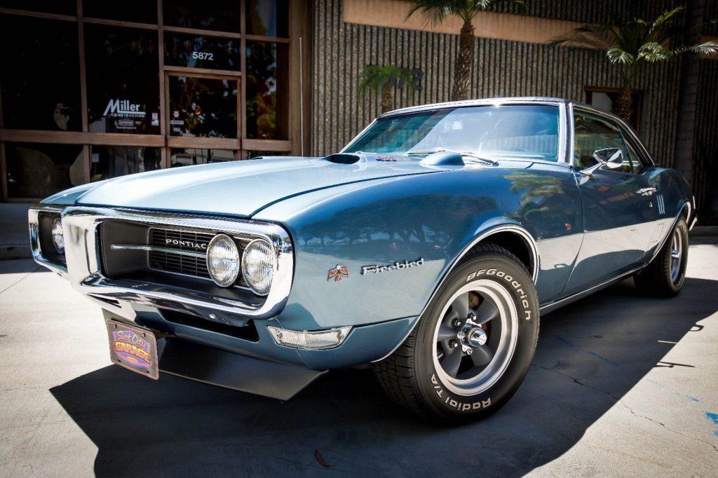 1968 Pontiac Firebird For Sale