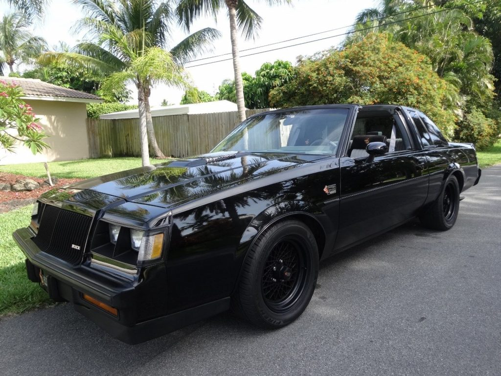 1987 buick grand national for sale. Black Bedroom Furniture Sets. Home Design Ideas