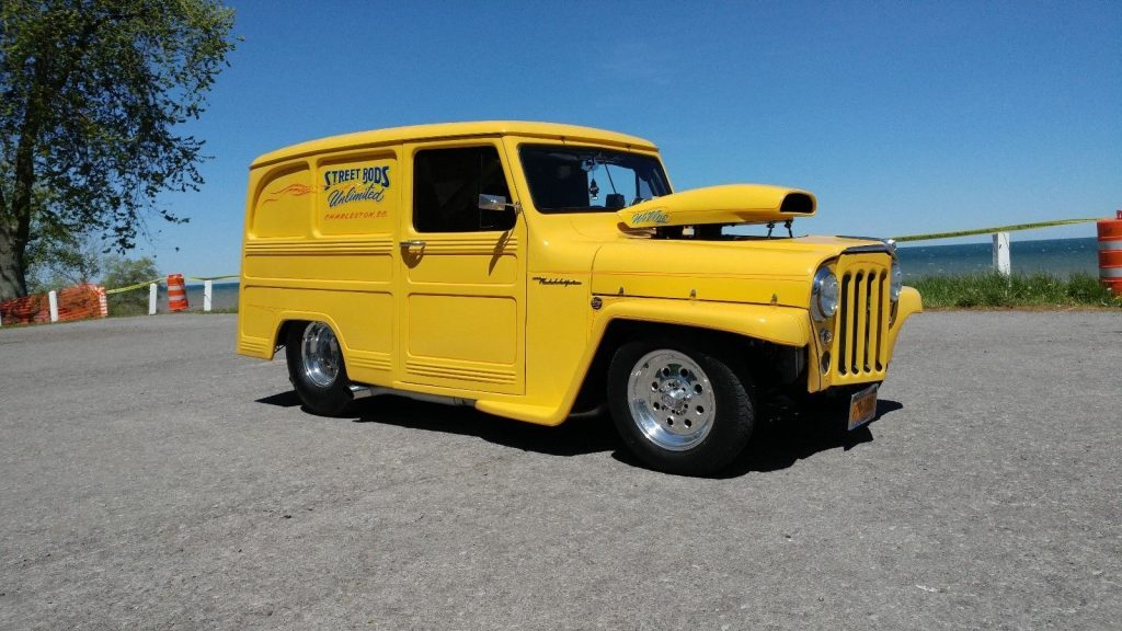 1959 Willys Overland