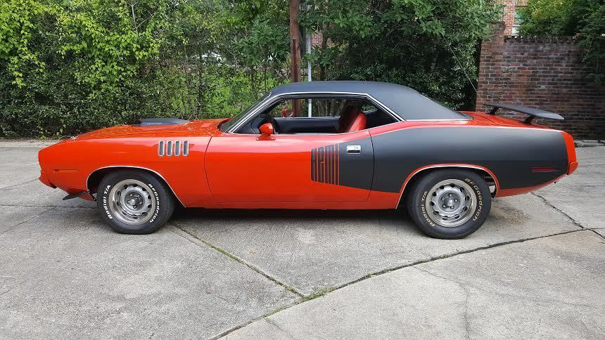 Plymouth Barracuda Muscle Cars For Sale