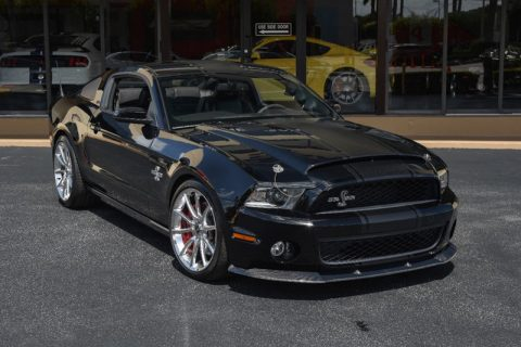 2010 Shelby GT500 for sale