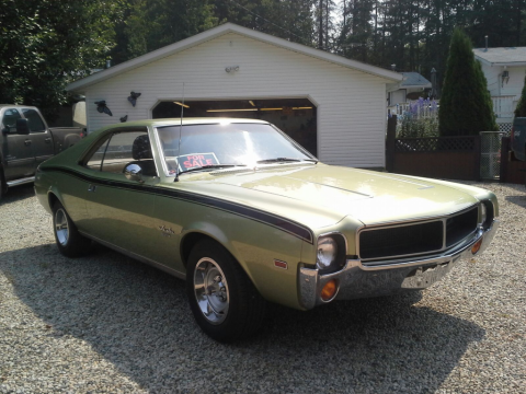 1968 AMC Javelin SST for sale