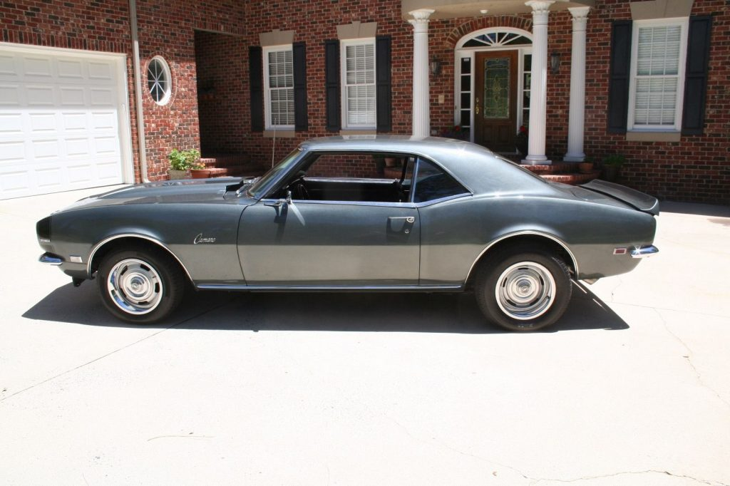 1968 chevrolet camaro ss for sale. Black Bedroom Furniture Sets. Home Design Ideas