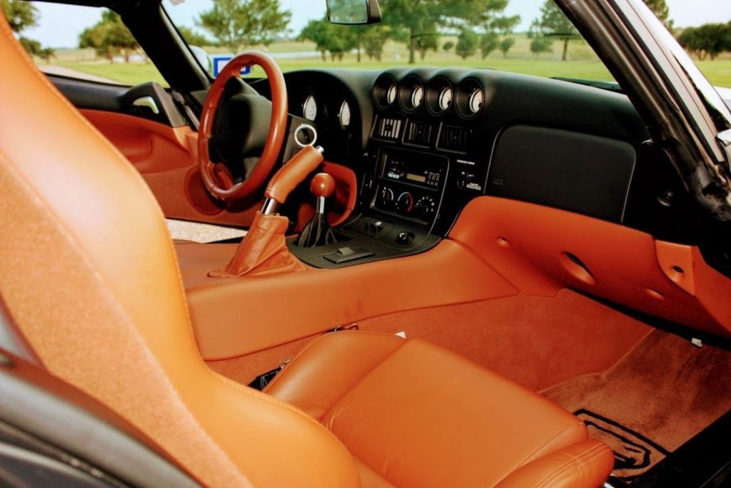 2000 Dodge Viper R/T