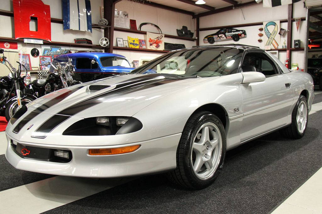1997 Chevrolet Camaro Z 28 For Sale