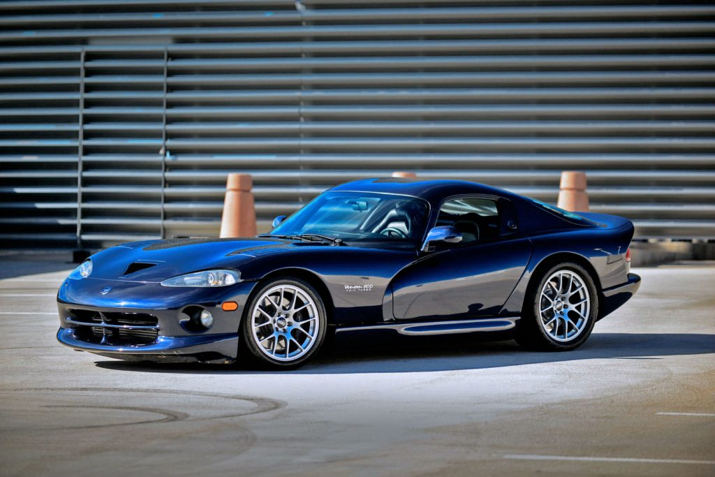 2001 Dodge Viper Gts For Sale